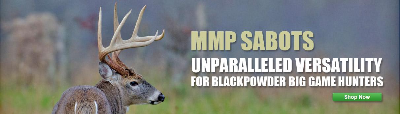 MMP SABOTS : Blackpowder Muzzleloader Sabots And Accessories